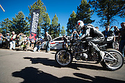 Pikes Peak International Hill Climb 2014: Pikes Peak, Colorado. Guy Martin