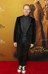 December 4, 2018 - New York, New York, United States - Max Richter attends the New York premiere of 'Mary Queen Of Scots' at Paris Theater  (Credit Image: © Lev Radin/Pacific Press via ZUMA Wire)