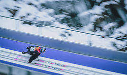 16.02.2020, Kulm, Bad Mitterndorf, AUT, FIS Ski Flug Weltcup, Kulm, Herren, im Bild Jakub Wolny (POL) // Jakub Wolny of Poland during the men's FIS Ski Flying World Cup at the Kulm in Bad Mitterndorf, Austria on 2020/02/16. EXPA Pictures © 2020, PhotoCredit: EXPA/ Dominik Angerer