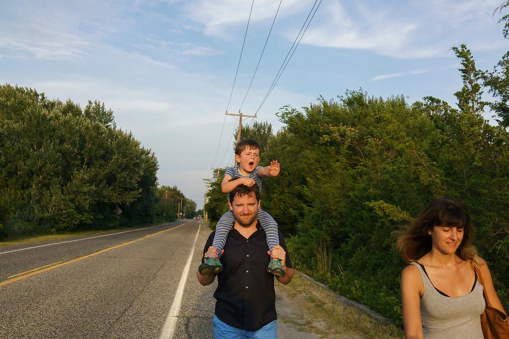 Cape May, New Jersey - July 25, 2016: <br /> <br /> CREDIT: Matt Roth