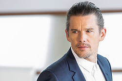 Ethan Hawke attends the photocall for the 64th Donostia award to a lifetime achievement at the Kursaal in San Sebastian, Spain.Photo by Archie Andrews/ABACAPRESS.COM