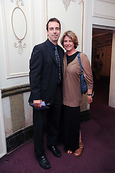 at the Yota launch of Mikhailovsky Ballet's Swan Lake held at the London Coliseum, St.Martin's Lane, London on 13th July 2010.