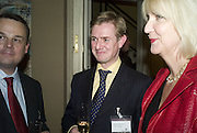 MATTHEW ROBINSON, Adam Dant: The Art of Hedge. Robilant and Voena Gallery. Dover st. London. 12 November 2007. -DO NOT ARCHIVE-© Copyright Photograph by Dafydd Jones. 248 Clapham Rd. London SW9 0PZ. Tel 0207 820 0771. www.dafjones.com.