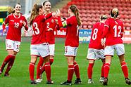 U19 Scotland Women v U19 Denmark Women 091018