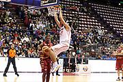DESCRIZIONE : Milano Lega A 2012-13 EA7 Emporio Armani Milano Umana Venezia<br /> GIOCATORE : Antonis Fotsis<br /> CATEGORIA : Schiacciata<br /> SQUADRA : EA7 Emporio Armani Milano<br /> EVENTO : Campionato Lega A 2012-2013<br /> GARA : EA7 Emporio Armani Milano Umana Venezia<br /> DATA : 11/11/2012<br /> SPORT : Pallacanestro <br /> AUTORE : Agenzia Ciamillo-Castoria/G.Cottini<br /> Galleria : Lega Basket A 2012-2013  <br /> Fotonotizia : Milano Lega A 2012-13 EA7 Emporio Armani Milano Umana Venezia<br /> Predefinita :