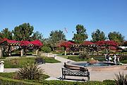 Formal Garden at Bill Barber Park