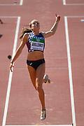 Agathe Guillemot (FRA) competes in Heptathlon during the IAAF World U20 Championships 2018 at Tampere in Finland, Day 4, on July 13, 2018 - Photo Julien Crosnier / KMSP / ProSportsImages / DPPI