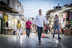 4 October 2018, Jerusalem: Jerusalem Old Town.