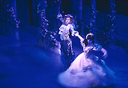 Performance of Beauty and the Beast in New York City.