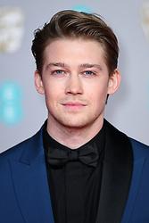 Joe Alwyn attending the 73rd British Academy Film Awards held at the Royal Albert Hall, London. Photo credit should read: Doug Peters/EMPICS Entertainment