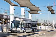 Local Public Bus Transportation in Compton