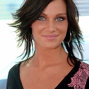 NLD/Baarn/20051229 - Persconferentie finalisten Idols 2005, Ellen