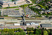 Nederland, Provincie, Plaats, 05-08-2014;<br /> <br /> QQQ<br /> luchtfoto (toeslag op standard tarieven);<br /> aerial photo (additional fee required);<br /> copyright foto/photo Siebe Swart