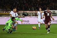 Torino 02-11-2016 Stadio Olimpico Football serie A 2016/2017 Torino - Cagliari foto Image Sport/Insidefoto<br /> nella foto: gol Andrea Belotti Goal celebration