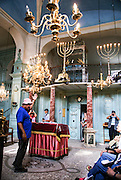 The Ancient Synagogue (Oldest in France from 1367), Carpentras, Provence, France