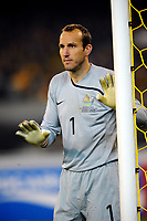 Fotball<br /> Australia<br /> Foto: imago/Digitalsport<br /> NORWAY ONLY<br /> <br /> 17.06.2009  <br /> Torwart Mark Schwarzer (Australien)