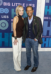 May 29, 2019 - New York, New York, United States - Hilary Quinlan and Bryant Gumbel attend HBO Big Little Lies Season 2 Premiere at Jazz at Lincoln Center  (Credit Image: © Lev Radin/Pacific Press via ZUMA Wire)