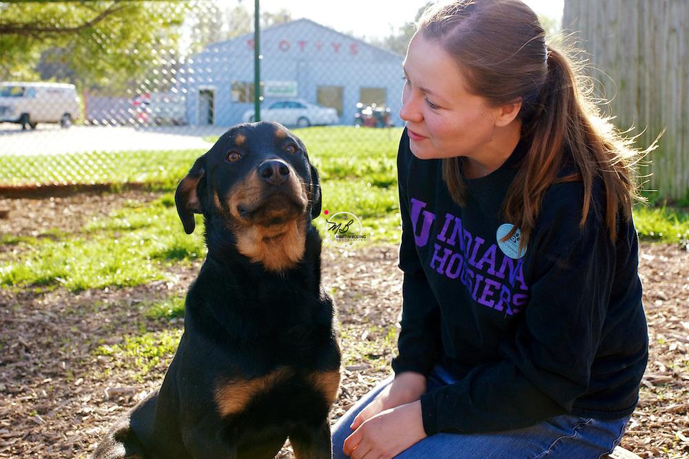 Lisa Ritchel Animal Shelter