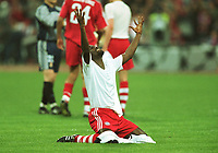 Samuel KUFFOUR,   München                 Champions League     FC Bayern München - Real Madrid  2:1