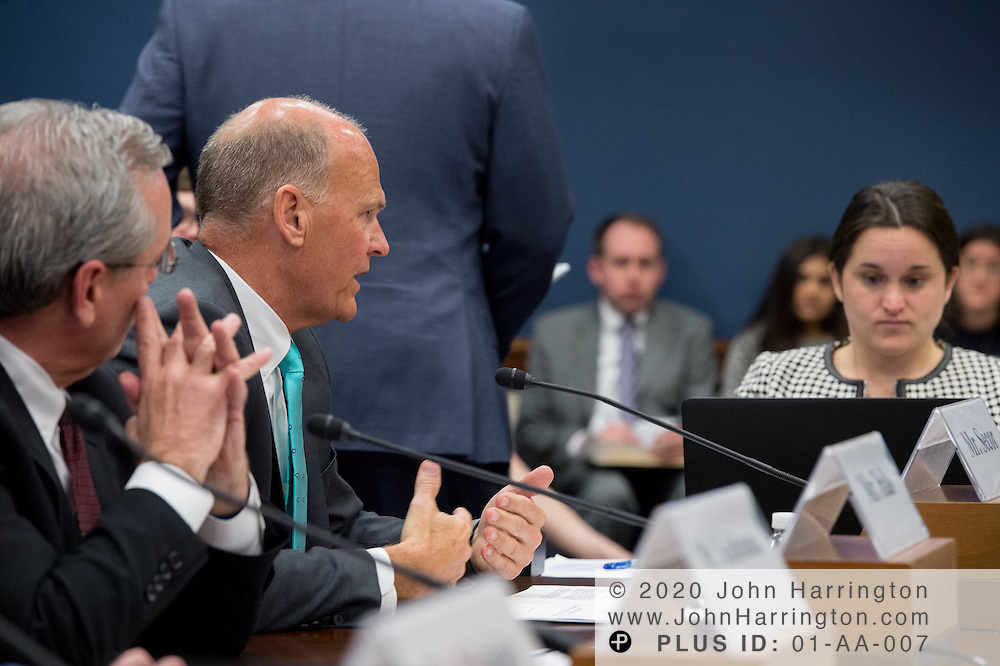 """Mr. Tom Secor, President, Durable Corporation testifies before the Small Business Committee of the U.S. House of Representatives titled, """"Reimagining the Health Care Marketplace for America's Small Businesses"""", Tuesday, February 7, 2017."""
