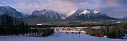 Lake Louise Ski Resort, Alberta, Canada<br />