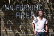 Novelist and Stern Magazine writer Markus Gotting
