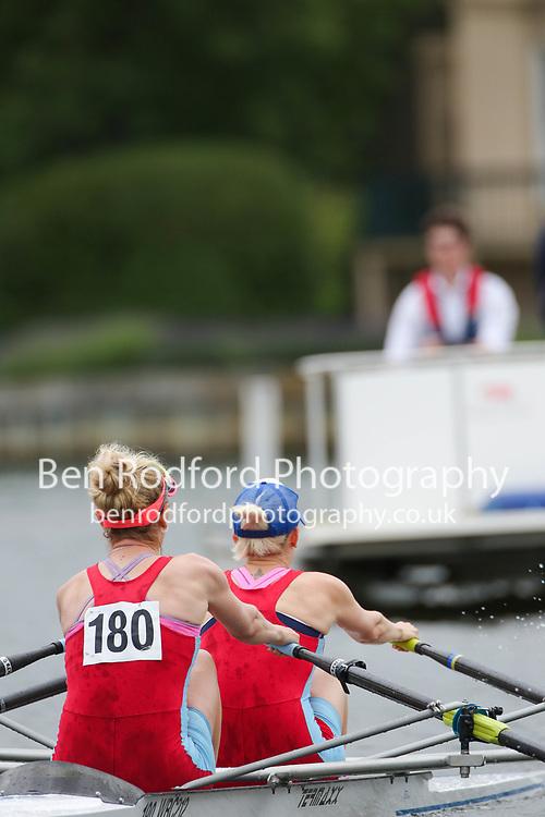Championship 2x  Quarter-Final<br /> <br /> Nottingham RC <br /> London RC (B)<br /> <br /> Henley Women's Regatta 2021<br /> Saturday