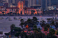 San Diego County Administration Center & Bay