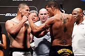 UFC 160 Weigh-ins