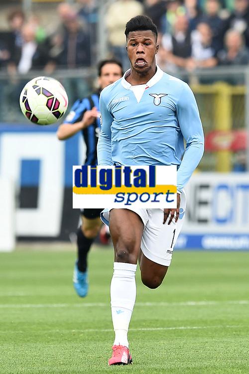 Keita' Balde Diao Lazio <br /> Bergamo 03-05-2015 Stadio Atleti Azzurri d'Italia - Football Calcio Serie A Atalanta - Lazio. Foto Matteo Gribaudii / Image Sport / Insidefoto