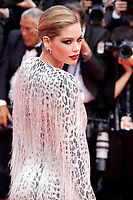 Doutzen Kroes at the Once Upon A Time... In Holywood gala screening at the 72nd Cannes Film Festival Tuesday 21st May 2019, Cannes, France. Photo credit: Doreen Kennedy