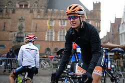 Amy Pieters (NED) at Driedaagse Brugge - De Panne 2018 - a 151.7 km road race from Brugge to De Panne on March 22, 2018. Photo by Sean Robinson/Velofocus.com