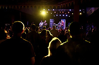 Gin Blossoms at the Whiskey Barrel.  Karen Bobotas for the Laconia Daily Sun