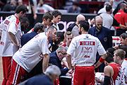 DESCRIZIONE : Milano Lega A 2015-16 Olimpia EA7 Emporio Armani Milano - Giorgio Tesi Group Pistoia<br /> GIOCATORE : Jasmin Repesa<br /> CATEGORIA : Allenatore Coach<br /> SQUADRA : Olimpia EA7 Emporio Armani Milano<br /> EVENTO : Campionato Lega A 2015-2016<br /> GARA : Olimpia EA7 Emporio Armani Milano Giorgio Tesi Group Pistoia<br /> DATA : 01/11/2015<br /> SPORT : Pallacanestro<br /> AUTORE : Agenzia Ciamillo-Castoria/M.Ozbot<br /> Galleria : Lega Basket A 2015-2016 <br /> Fotonotizia: Milano Lega A 2015-16 Olimpia EA7 Emporio Armani Milano - Giorgio Tesi Group Pistoia