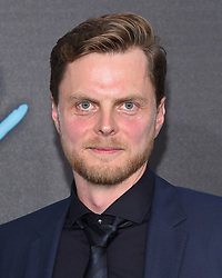 July 24, 2017 - Los Angeles, California, U.S. - David Scheunemann arrives for the premiere of the film 'Atomic Blonde' at the Ace theater. (Credit Image: © Lisa O'Connor via ZUMA Wire)