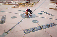 Four Corners Monument, Arizona, New Mexico, Utah, Colorado