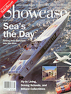Magazine Cover - Robb Report Gigarette