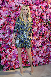 Nicky Hilton Rothschild attending the Schiaparelli Haute Couture Paris Fashion Week Fall/Winter 2018/19 held at Opera Garnier in Paris, France on july 02, 2018. Photo by Aurore Marechal/ABACAPRESS.COM