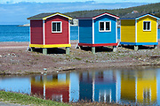Islands and Sea, Baccalieu Loop, NL, Canada