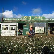 Cliff Hicks - Market Gardener, Maitland Australia