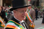 A man from the Cavan Protective and Benevolent Association.