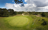 ZANDVOORT - Hole A 8 , Hengel Course, van de Kennemer Golf & Country Club. Deze hole wordt ook gebrukt tijdens het Dutch Open Golf (KLM OPEN) . COPYRIGHT KOEN SUYK Copyright Koen Suyk