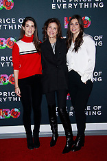 New York Premiere of The Price of Everything - 18 Oct 2018