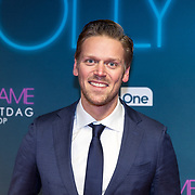 NLD/Amsterdam/20171212 - Première Molly's Game,