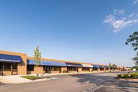 Exterior Image of Timonium Commerce Park by Jeffrey Sauers of Commercial Photographics,