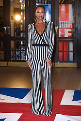 Judge Alesha Dixon attending the Britain's Got Talent auditions at the Blackpool Opera House, Blackpool. Picture date: Tuesday January 16th, 2018. Photo credit should read: Matt Crossick/ EMPICS Entertainment.