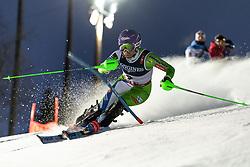 February 8, 2019 - Re, SWEDEN - 190208 Ilka Stuhec of Slovenia  competes in the women's combination during the FIS Alpine World Ski Championships on February 8, 2019 in re  (Credit Image: © Daniel Stiller/Bildbyran via ZUMA Press)
