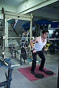 A gym in Bangkok, Thailand. PHOTO TIAGO MIRANDA