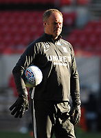 Goal keeping coach  Jonathan Gould during the pre-match warm-up <br /> <br /> Photographer Ian Cook/CameraSport<br /> <br /> The EFL Sky Bet Championship - Bristol City v Preston North End - Wednesday July 22nd 2020 - Ashton Gate Stadium - Bristol <br /> <br /> World Copyright © 2020 CameraSport. All rights reserved. 43 Linden Ave. Countesthorpe. Leicester. England. LE8 5PG - Tel: +44 (0) 116 277 4147 - admin@camerasport.com - www.camerasport.com