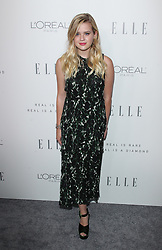 Elle Women in Hollywood Awards - Los Angeles. 16 Oct 2017 Pictured: Ava Phillippe. Photo credit: Jaxon / MEGA TheMegaAgency.com +1 888 505 6342